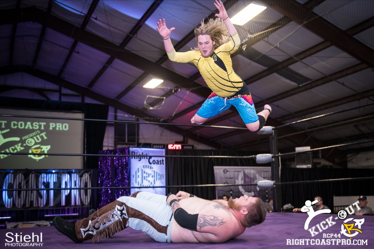 6man 37 Kickout RCP44 RightCoastPro Wrestling Delaware