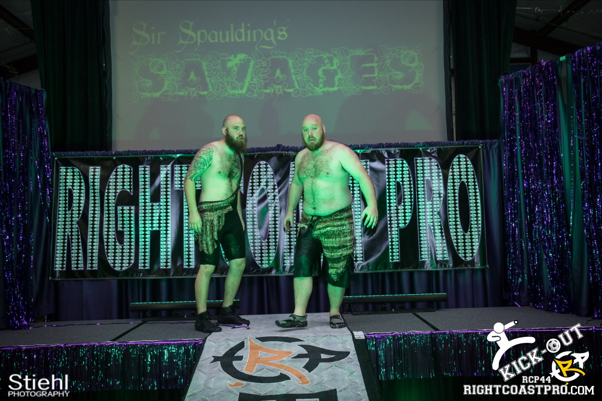 6man 7 Kickout RCP44 RightCoastPro Wrestling Delaware