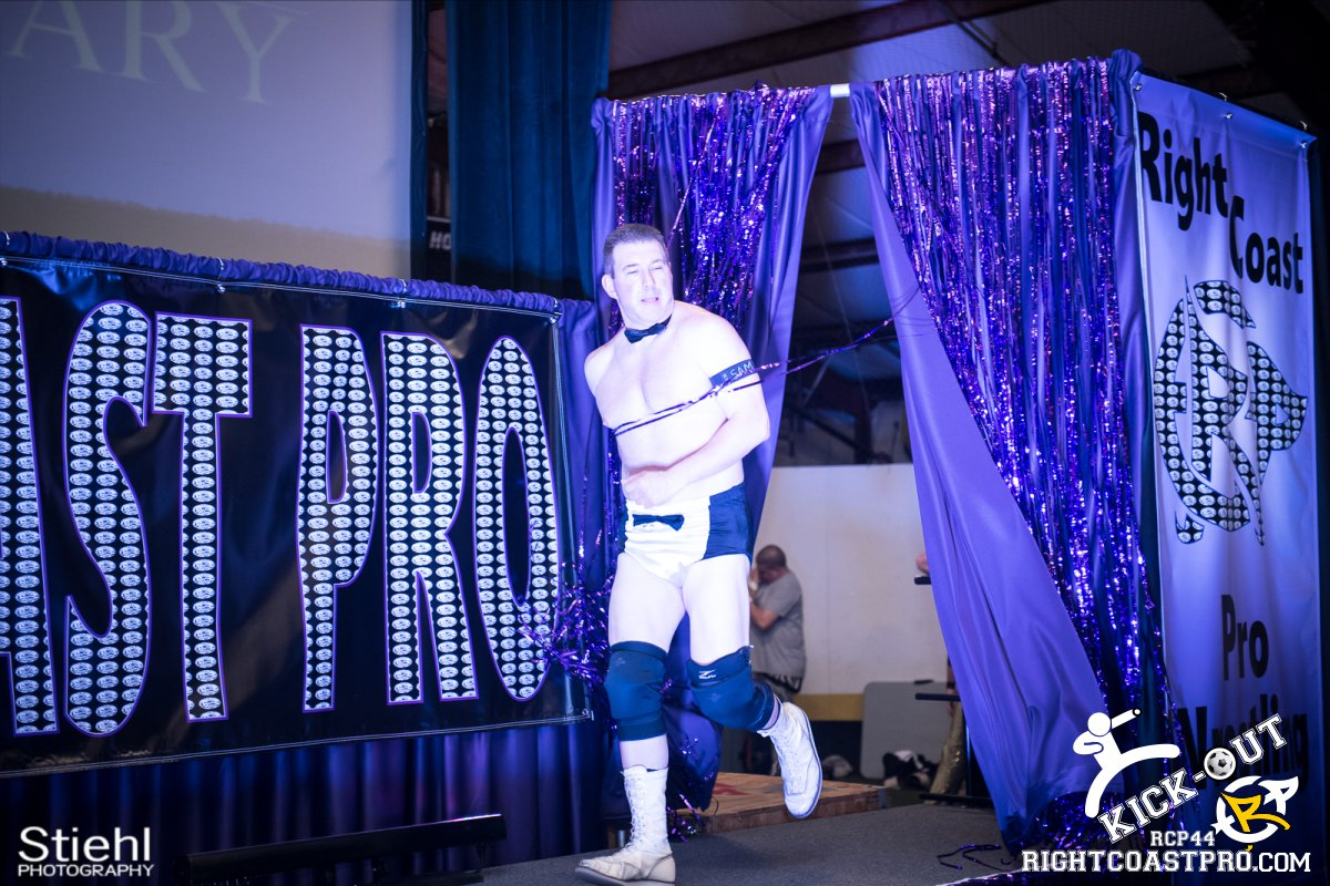 6man 9 Kickout RCP44 RightCoastPro Wrestling Delaware
