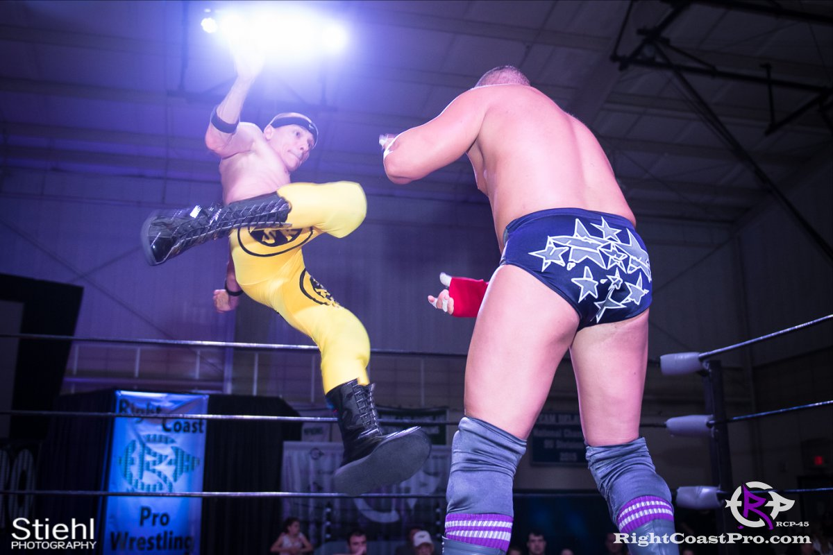 Olympus Championship 24 Impound RCP45 RightCoastPro Wrestling Delaware