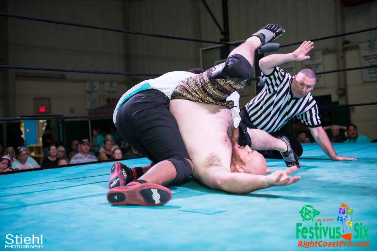 Savage Dexter 13 RightCoastPro Wrestling Delaware Festivus Six