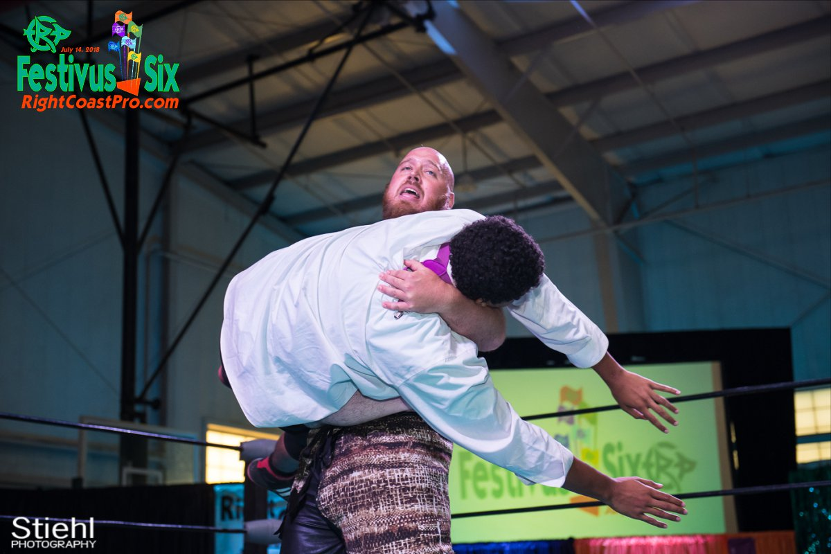 Savage Dexter 20 RightCoastPro Wrestling Delaware Festivus Six