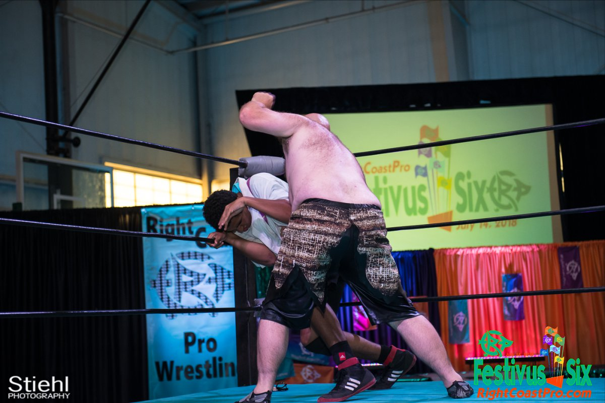 Savage Dexter 5 RightCoastPro Wrestling Delaware Festivus Six