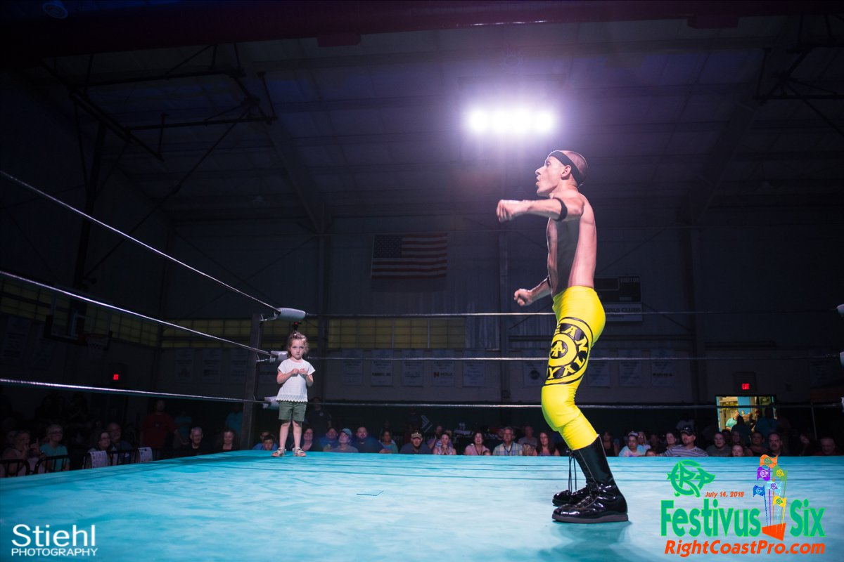 WCW ROYAL 30 RightCoastPro Wrestling Delaware Festivus Six