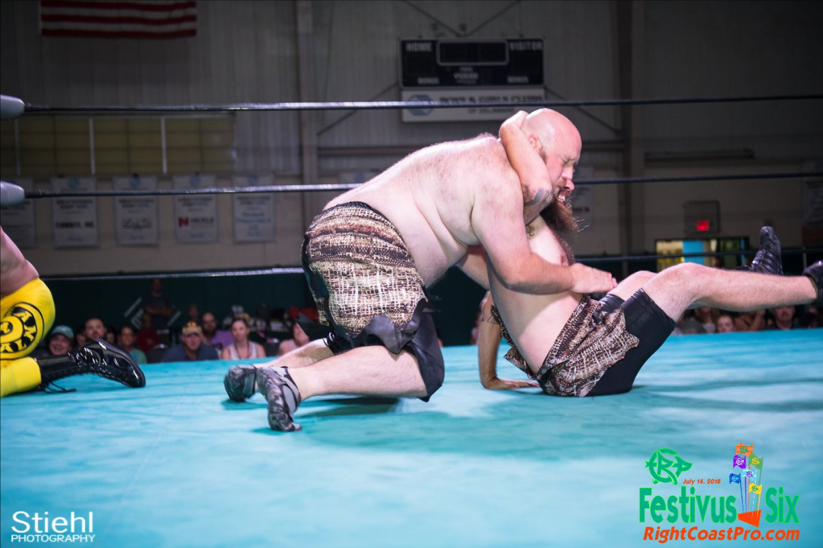 WCW ROYAL 37 RightCoastPro Wrestling Delaware Festivus Six