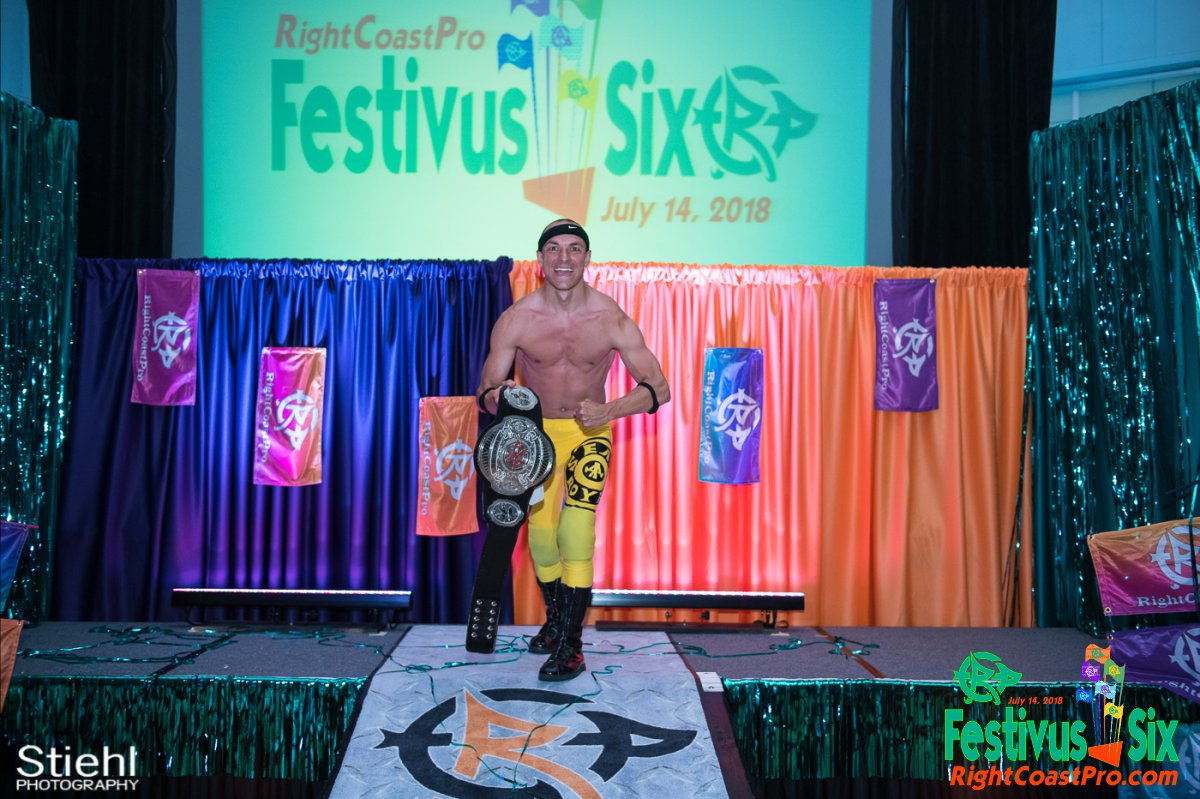 WCW ROYAL 44 RightCoastPro Wrestling Delaware Festivus Six