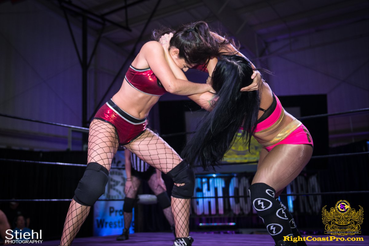 RCP47 Ladies 12 RightCoastProWrestling Delaware