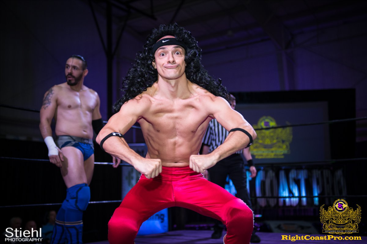 Royal A RCP47 RightCoastProWrestlingDelaware