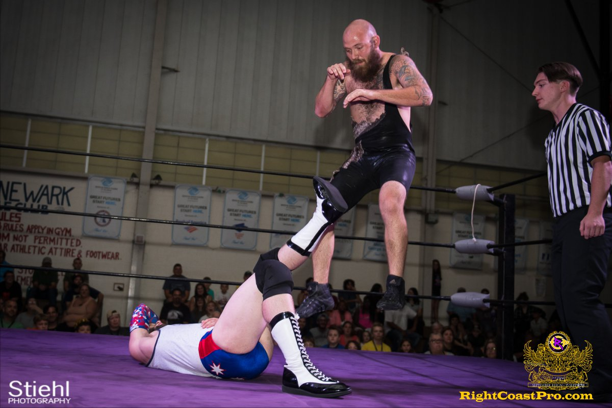 20 Savage Quest RCP47 RightCoastProWrestlingDelaware
