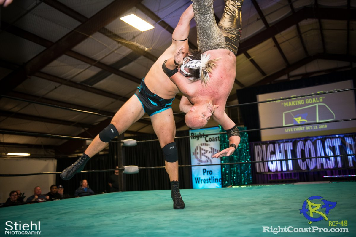 28 Harry Tomahawk RCP48 RightCoastProWrestlingDelaware