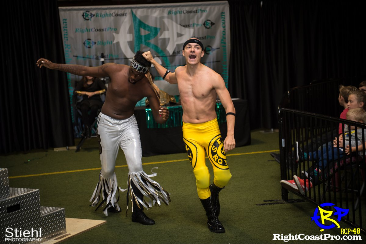 1 royal profit RCP48 RightCoastProWrestlingDelaware