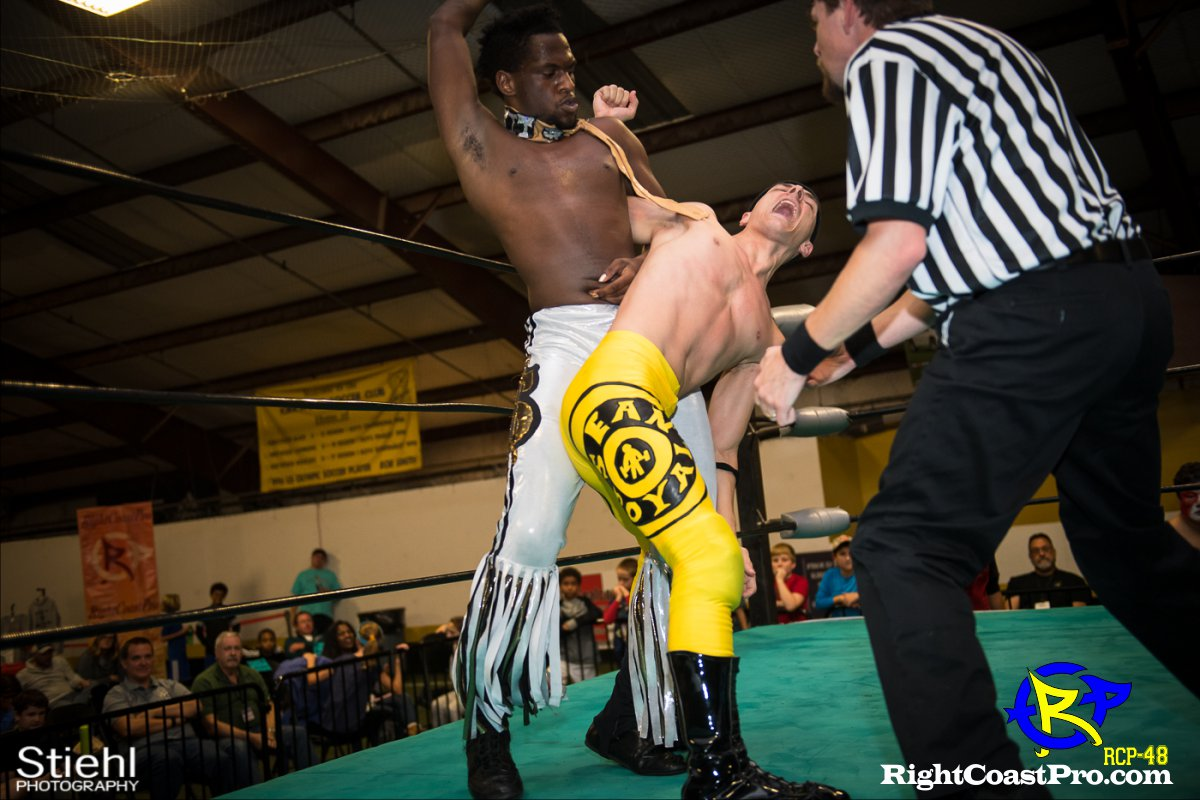 10 royal profit RCP48 RightCoastProWrestlingDelaware