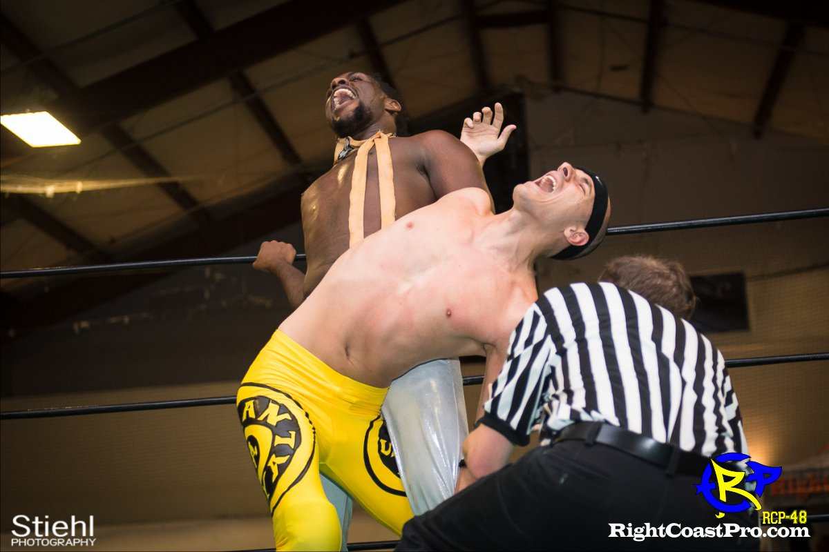 11 royal profit RCP48 RightCoastProWrestlingDelaware