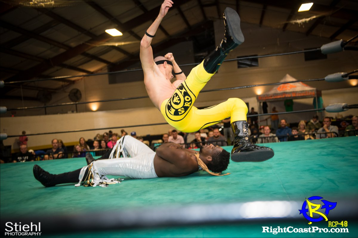 15 royal profit RCP48 RightCoastProWrestlingDelaware