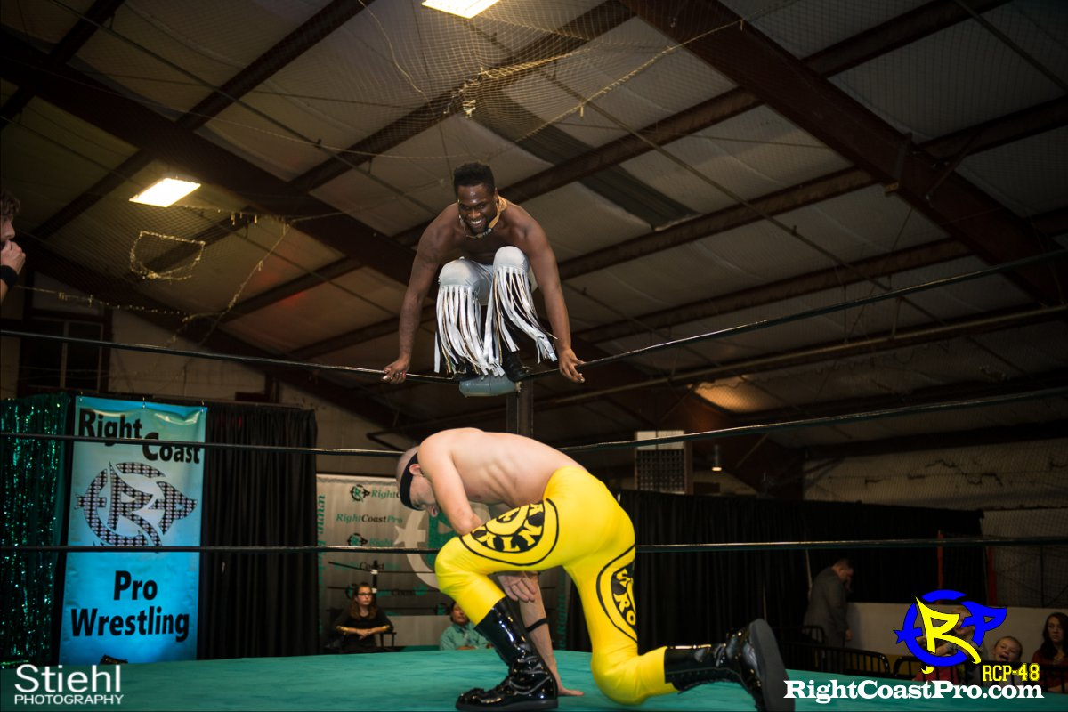 19 royal profit RCP48 RightCoastProWrestlingDelaware