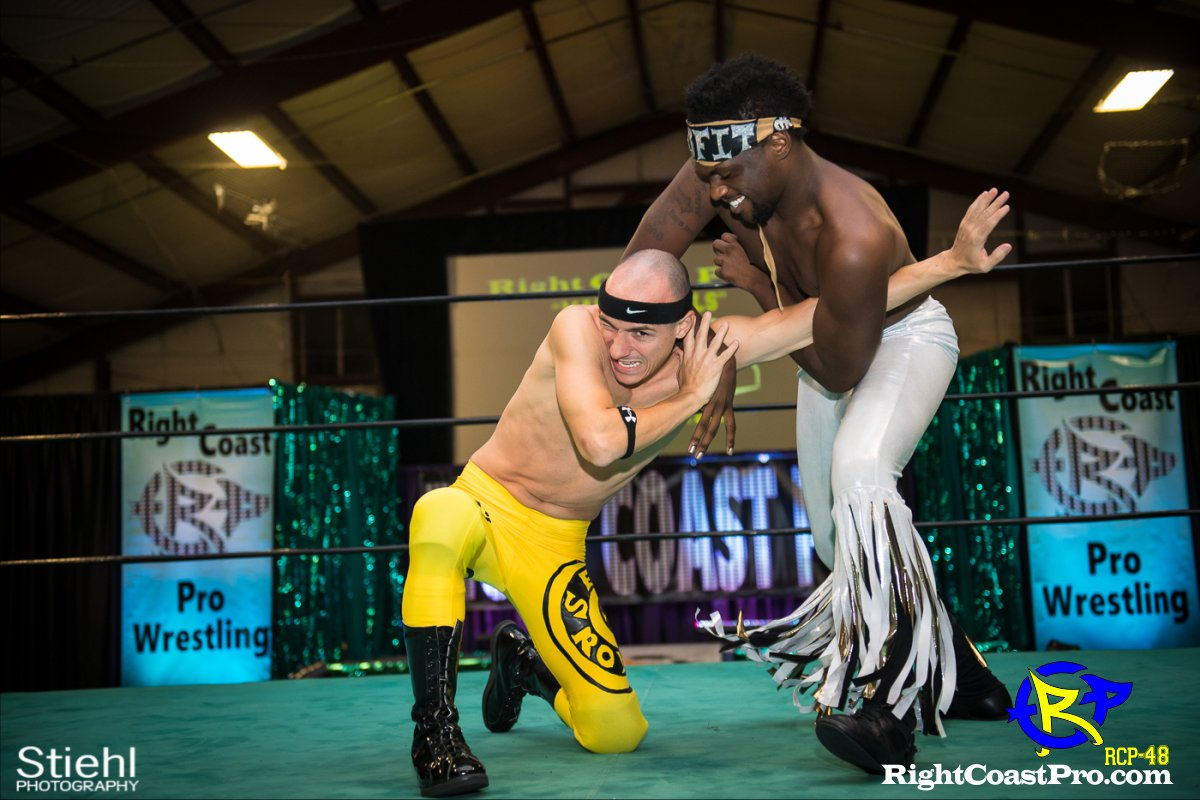 2 royal profit RCP48 RightCoastProWrestlingDelaware