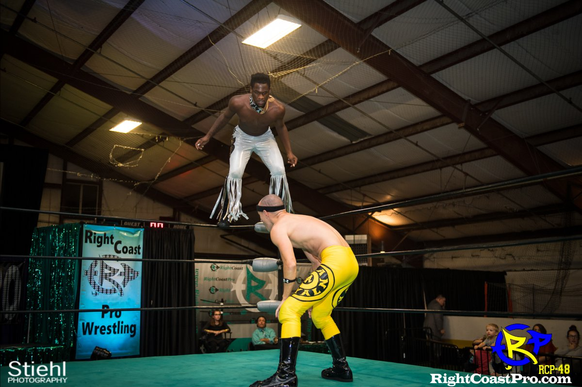 20 royal profit RCP48 RightCoastProWrestlingDelaware
