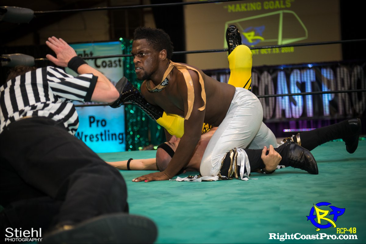 22 royal profit RCP48 RightCoastProWrestlingDelaware