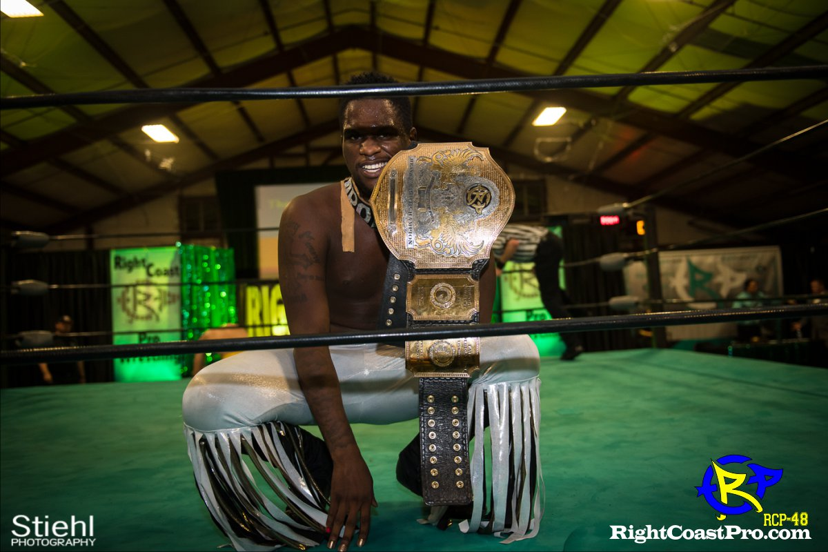 24 royal profit RCP48 RightCoastProWrestlingDelaware