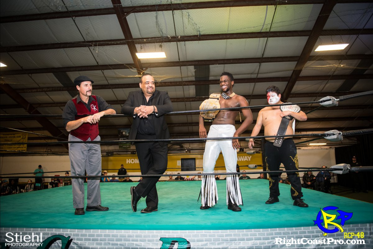 27 royal profit RCP48 RightCoastProWrestlingDelaware