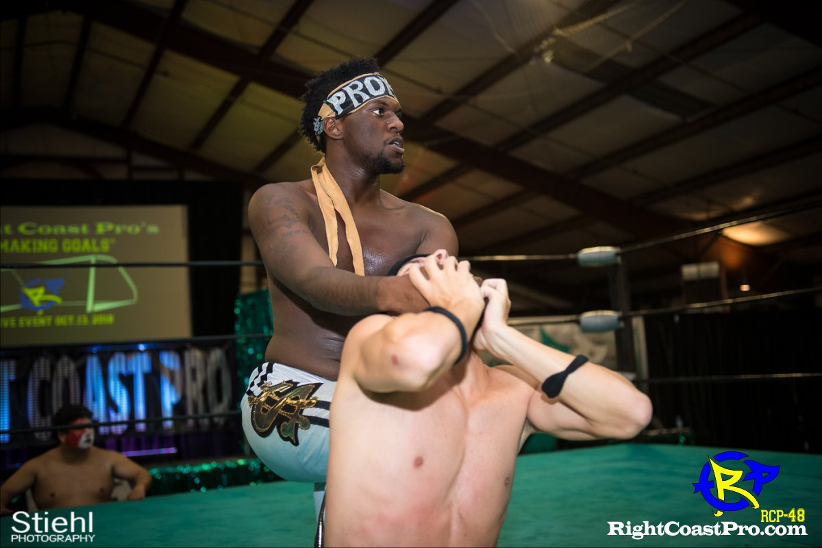 7 royal profit RCP48 RightCoastProWrestlingDelaware