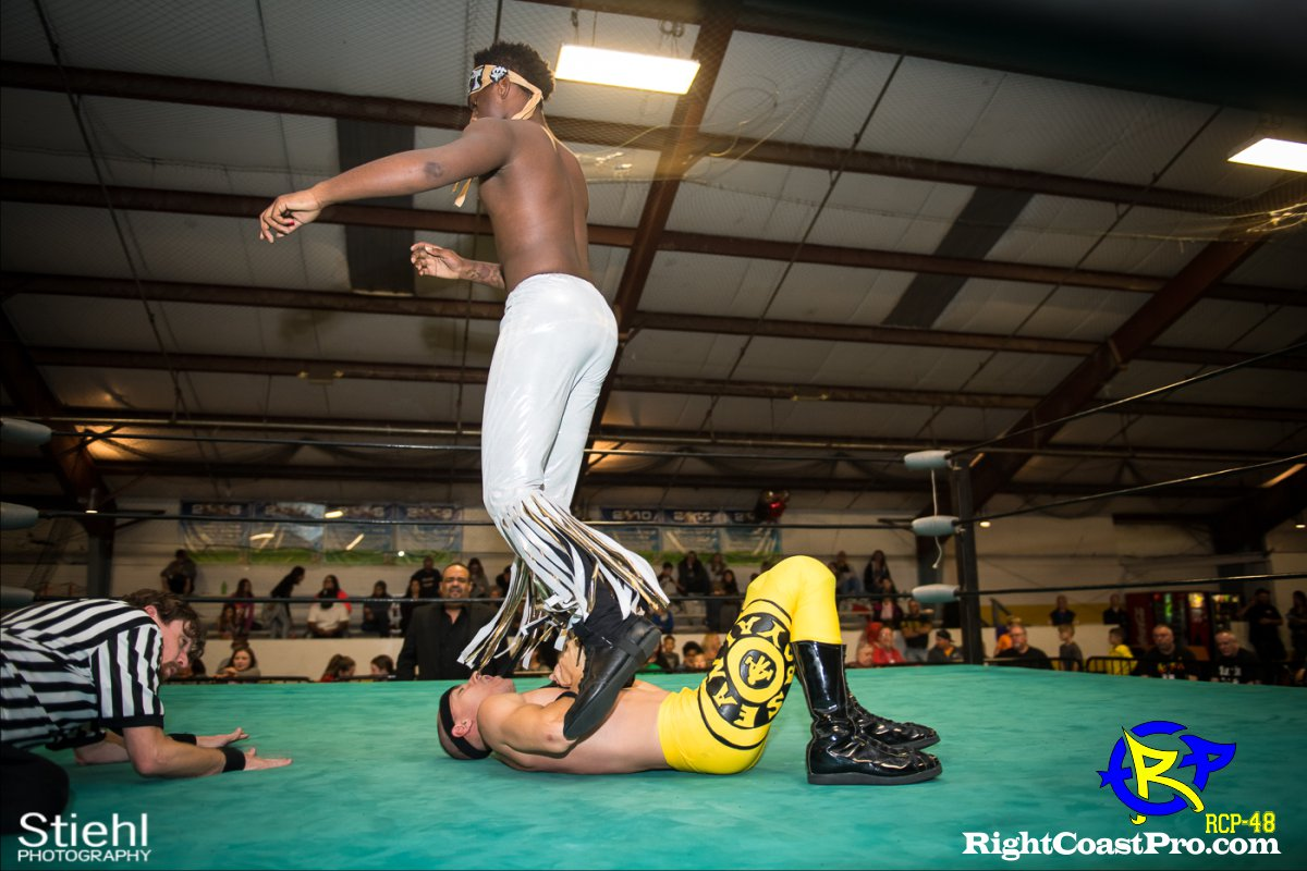 8 royal profit RCP48 RightCoastProWrestlingDelaware