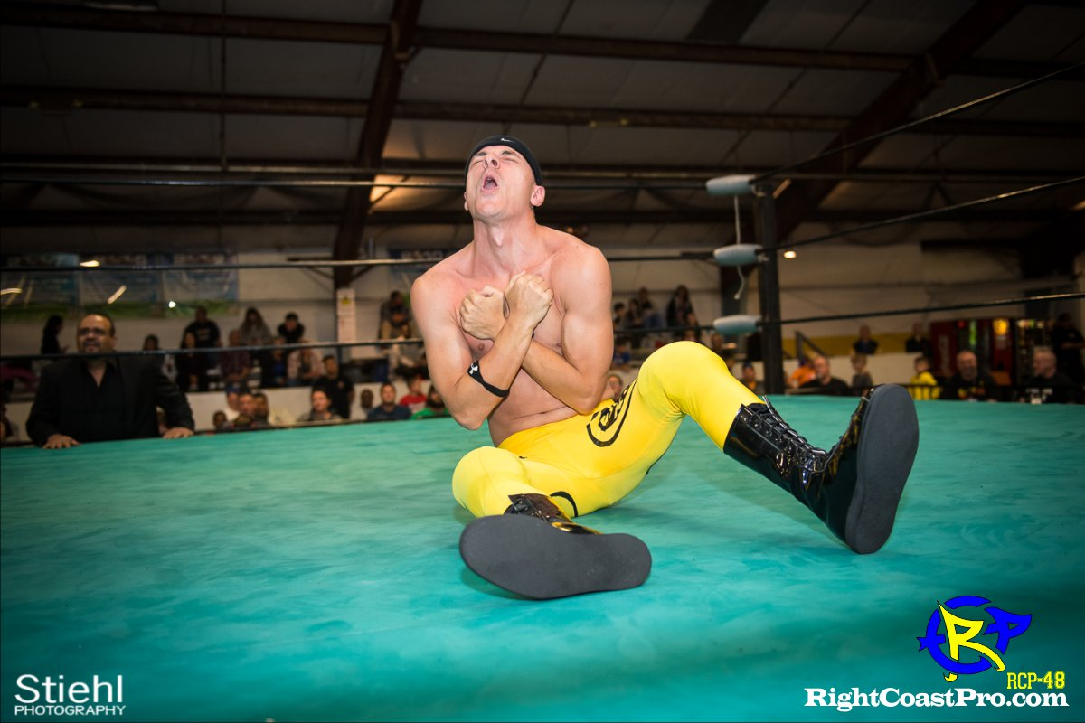 9 royal profit RCP48 RightCoastProWrestlingDelaware