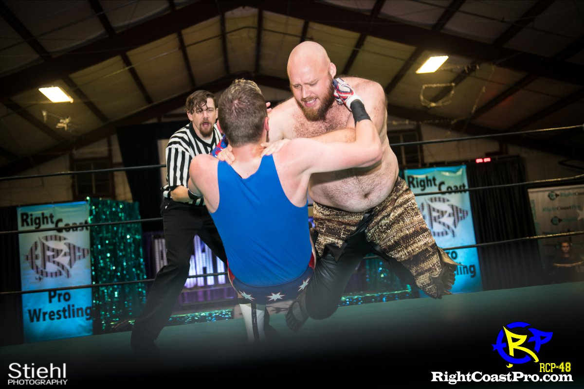 13 Quest Savage RCP48 RightCoastProWrestlingDelaware