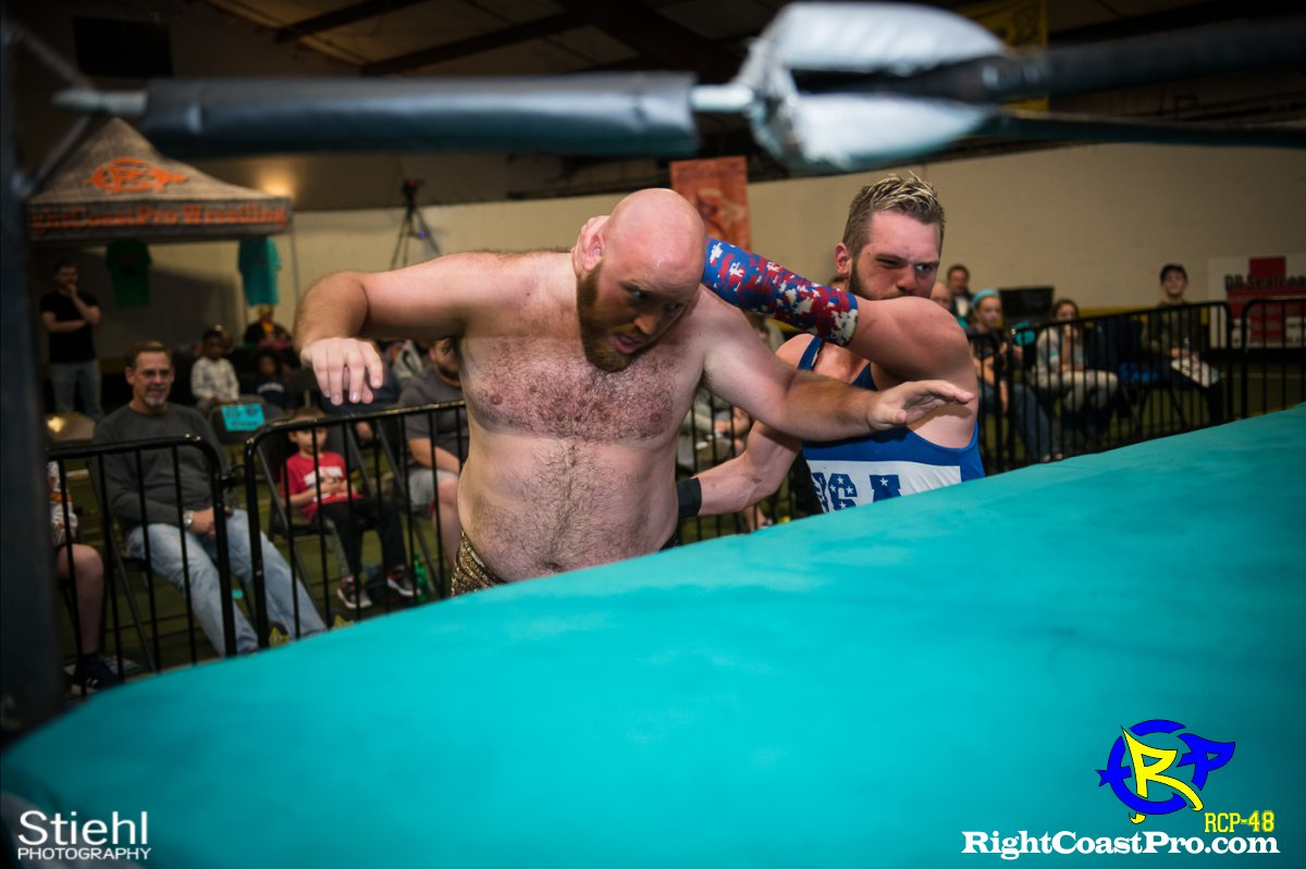 15 Quest Savage RCP48 RightCoastProWrestlingDelaware
