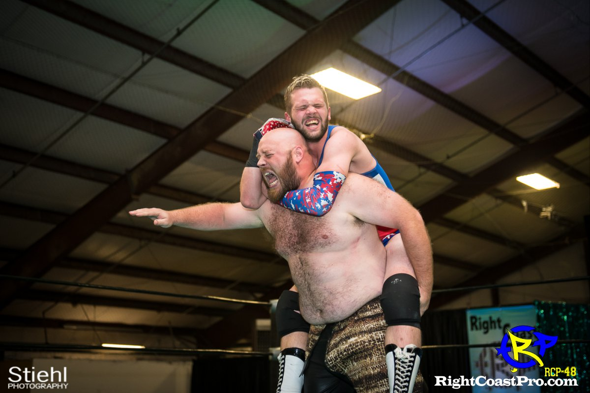 16 Quest Savage RCP48 RightCoastProWrestlingDelaware