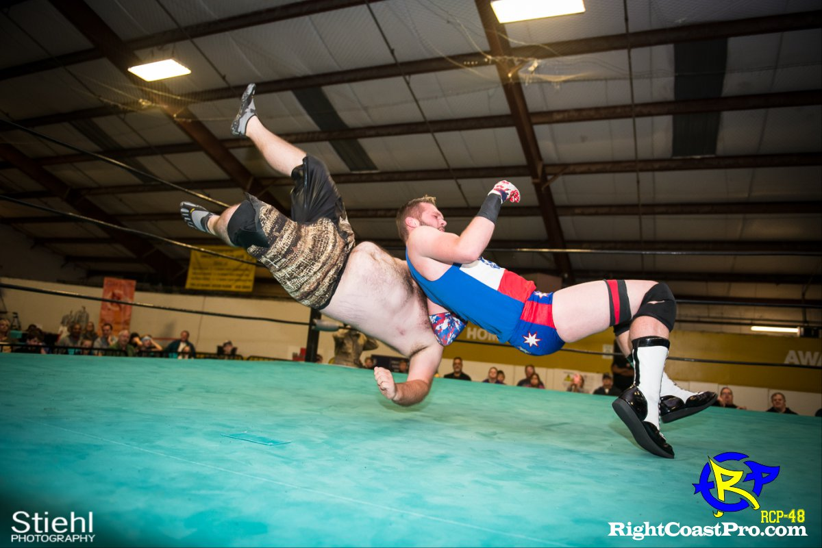 20 Quest Savage RCP48 RightCoastProWrestlingDelaware