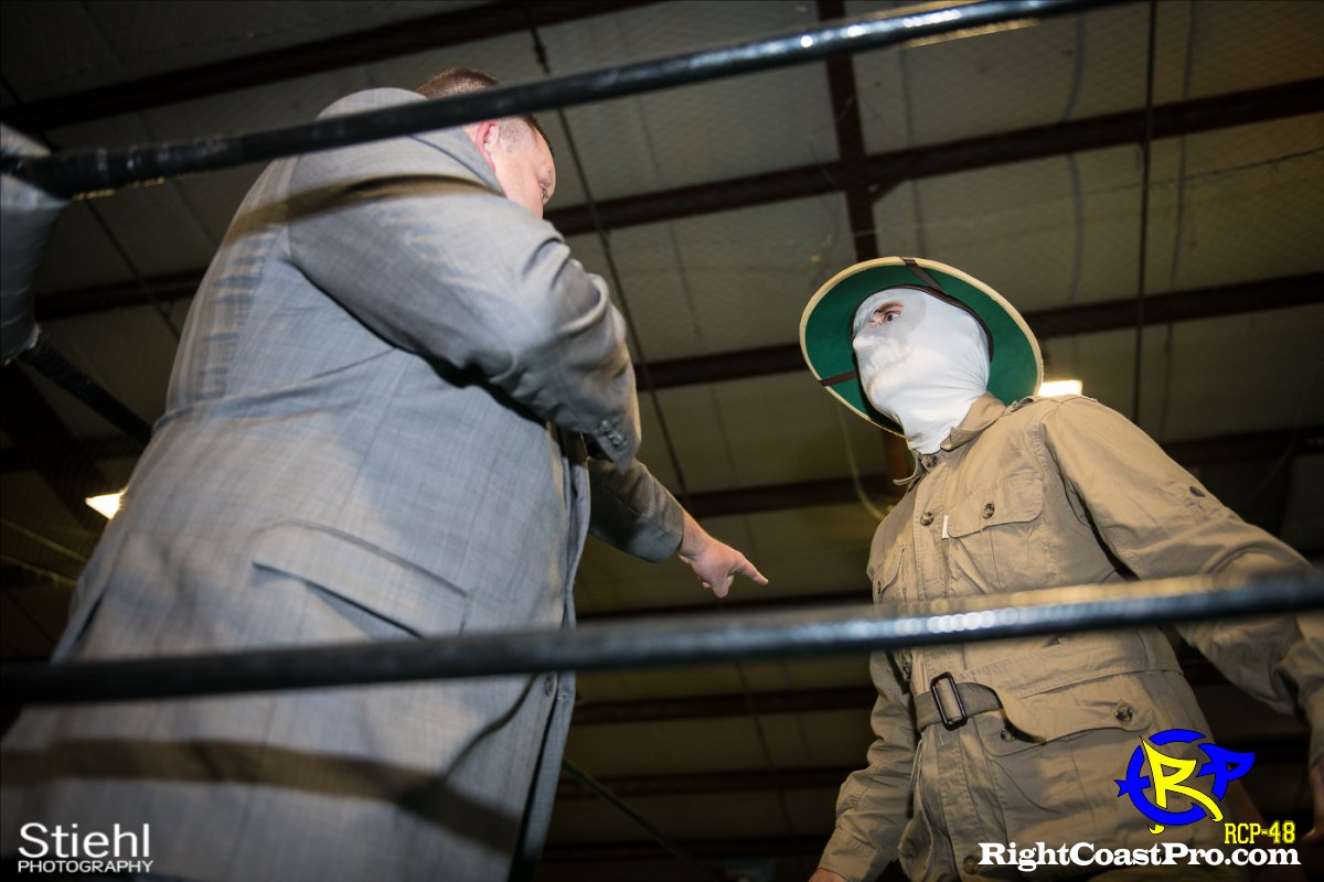 23 Quest Savage RCP48 RightCoastProWrestlingDelaware