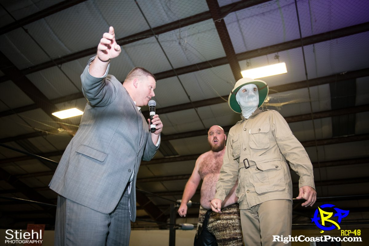24 Quest Savage RCP48 RightCoastProWrestlingDelaware