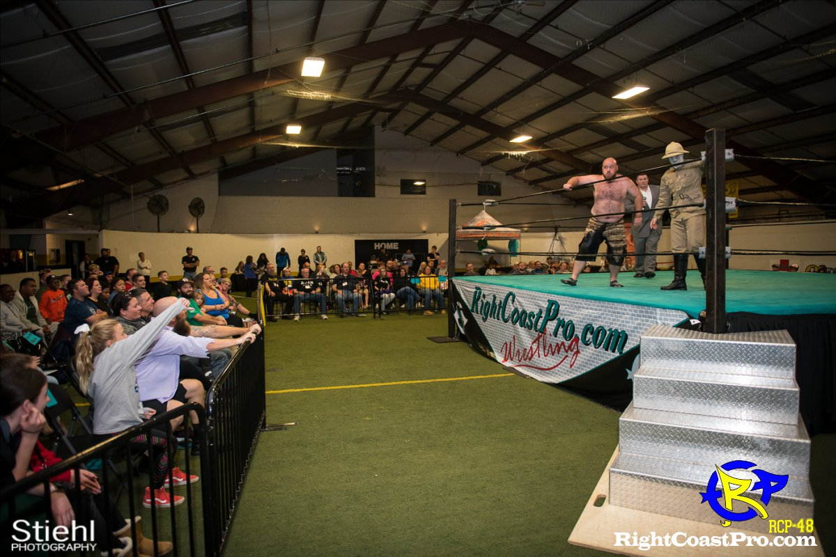 26 Quest Savage RCP48 RightCoastProWrestlingDelaware