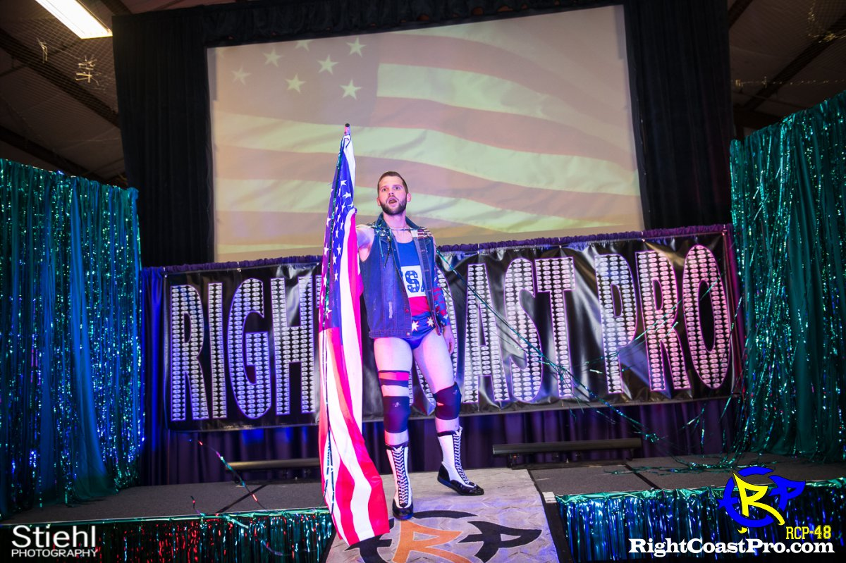 3 Quest Savage RCP48 RightCoastProWrestlingDelaware