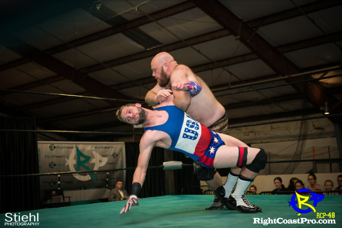 7 Quest Savage RCP48 RightCoastProWrestlingDelaware
