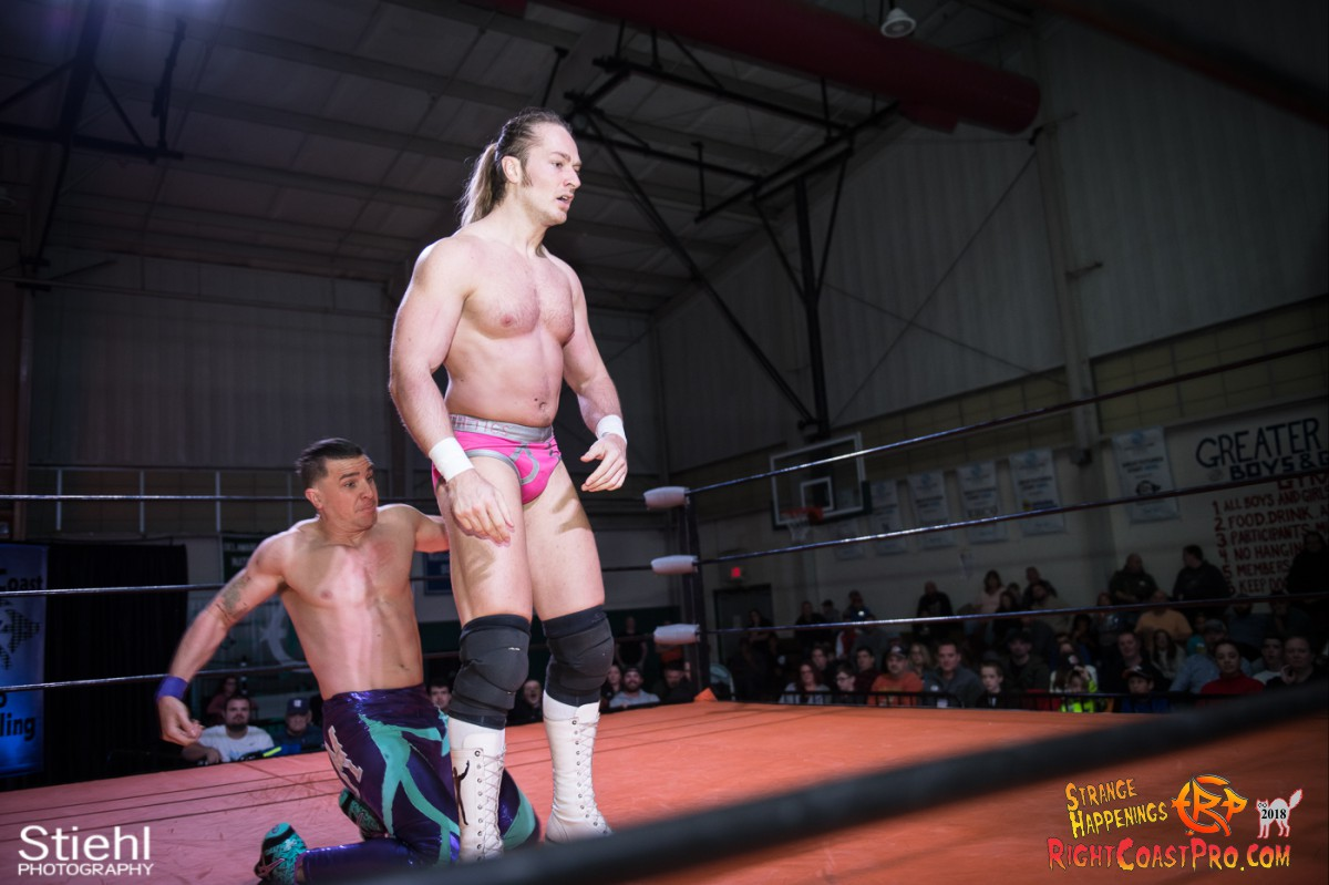 23 MIXEDTAG RCP49 RIGHTCOASTPRO WRESTLING DELAWARE
