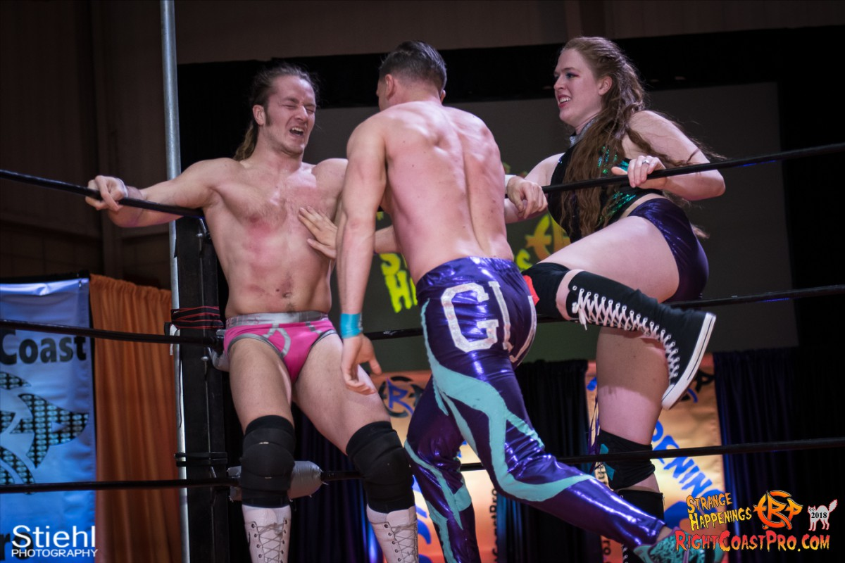 30 MIXEDTAG RCP49 RIGHTCOASTPRO WRESTLING DELAWARE
