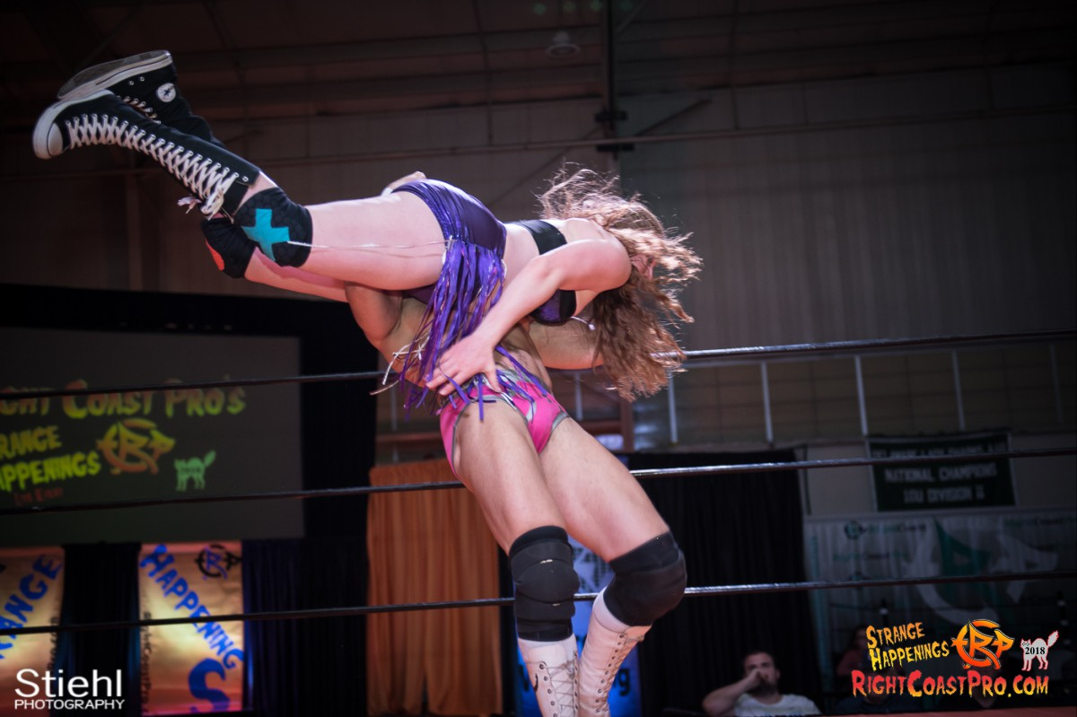 31 MIXEDTAG RCP49 RIGHTCOASTPRO WRESTLING DELAWARE