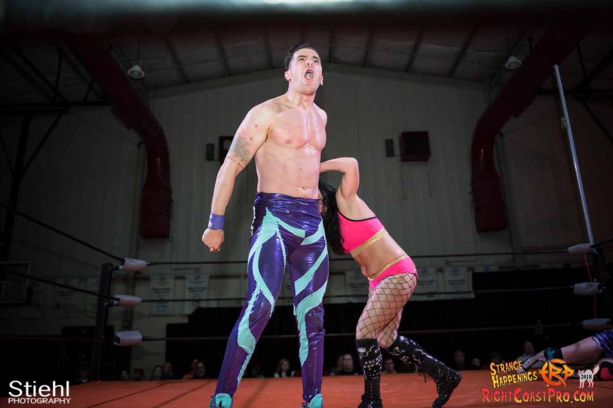 37 MIXEDTAG RCP49 RIGHTCOASTPRO WRESTLING DELAWARE