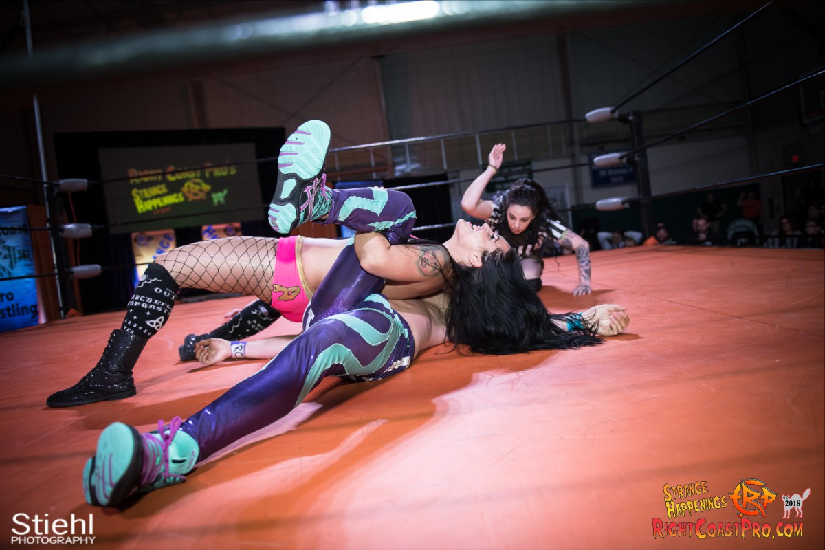 39 MIXEDTAG RCP49 RIGHTCOASTPRO WRESTLING DELAWARE