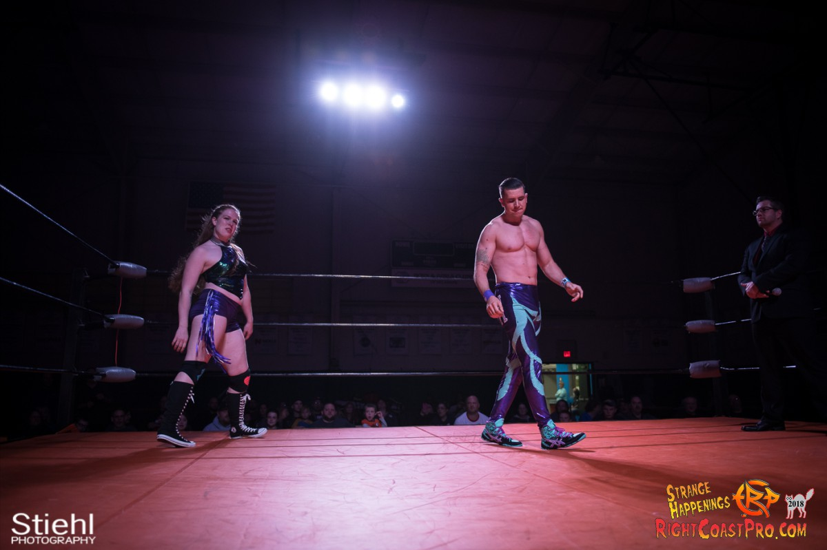 4 MIXEDTAG RCP49 RIGHTCOASTPRO WRESTLING DELAWARE