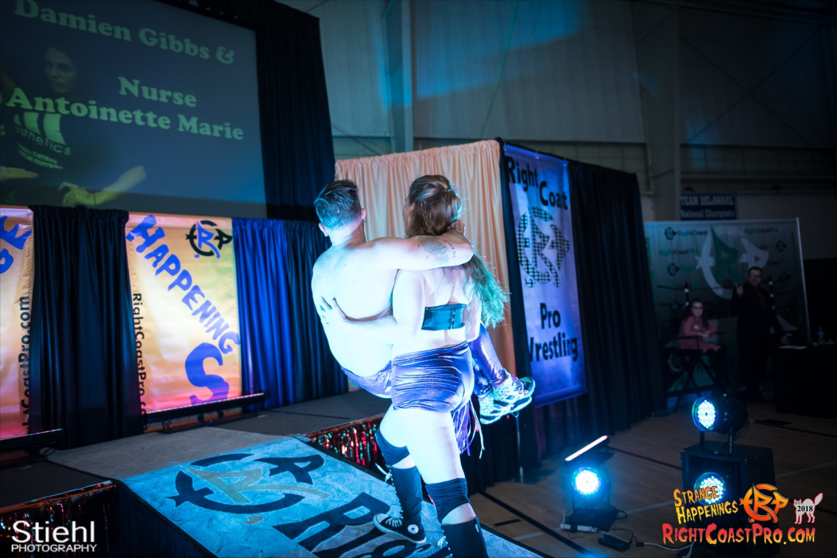 42 MIXEDTAG RCP49 RIGHTCOASTPRO WRESTLING DELAWARE