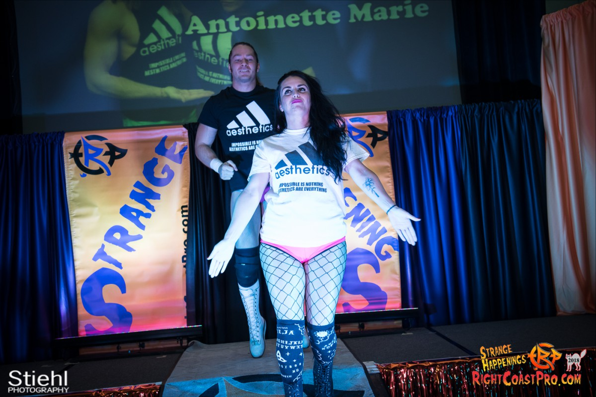 7 MIXEDTAG RCP49 RIGHTCOASTPRO WRESTLING DELAWARE