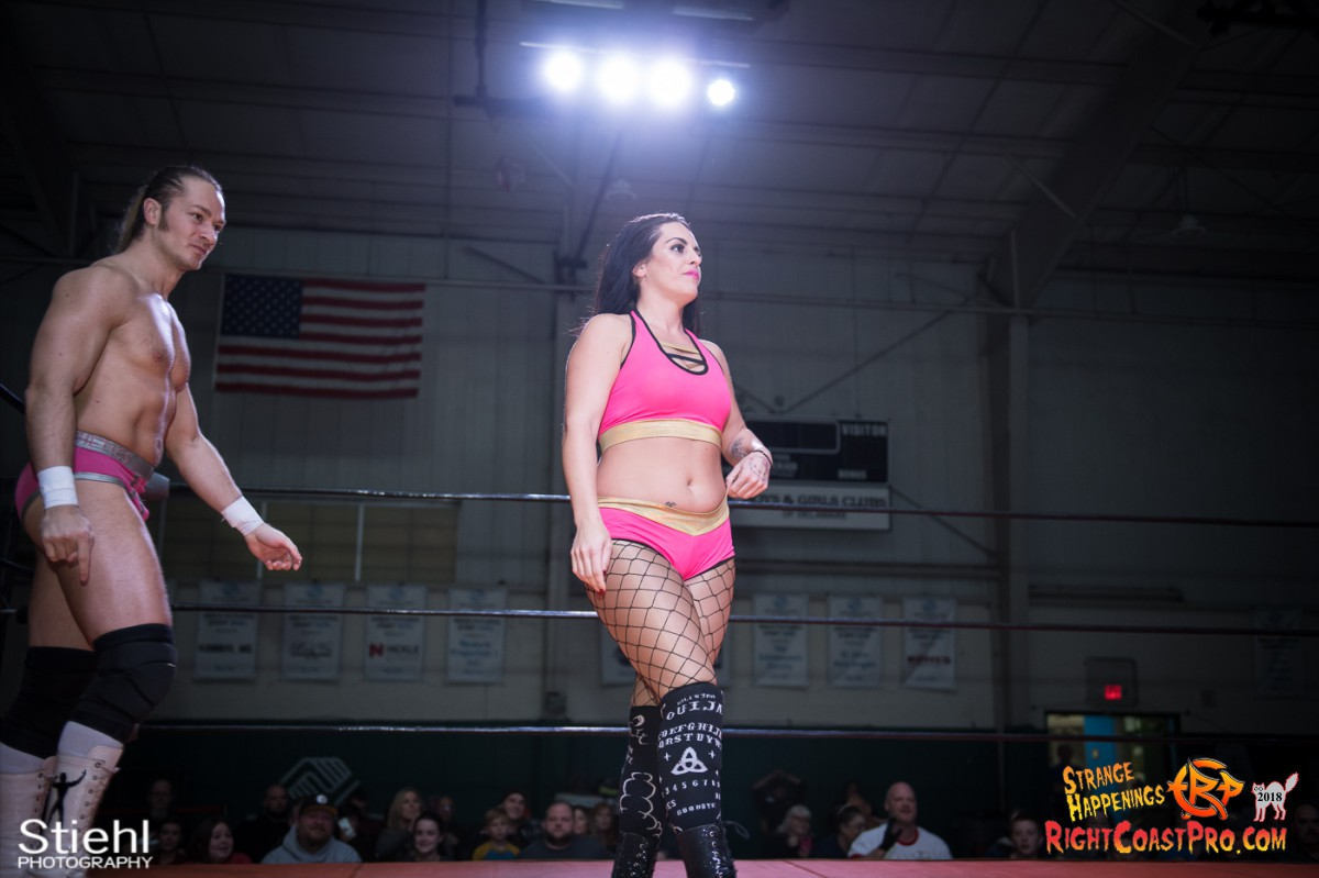 9 MIXEDTAG RCP49 RIGHTCOASTPRO WRESTLING DELAWARE