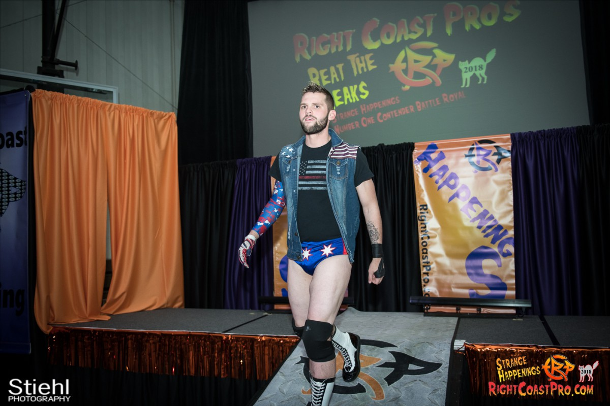 1 beat freaks RCP49 RIGHTCOASTPRO WRESTLING DELAWARE