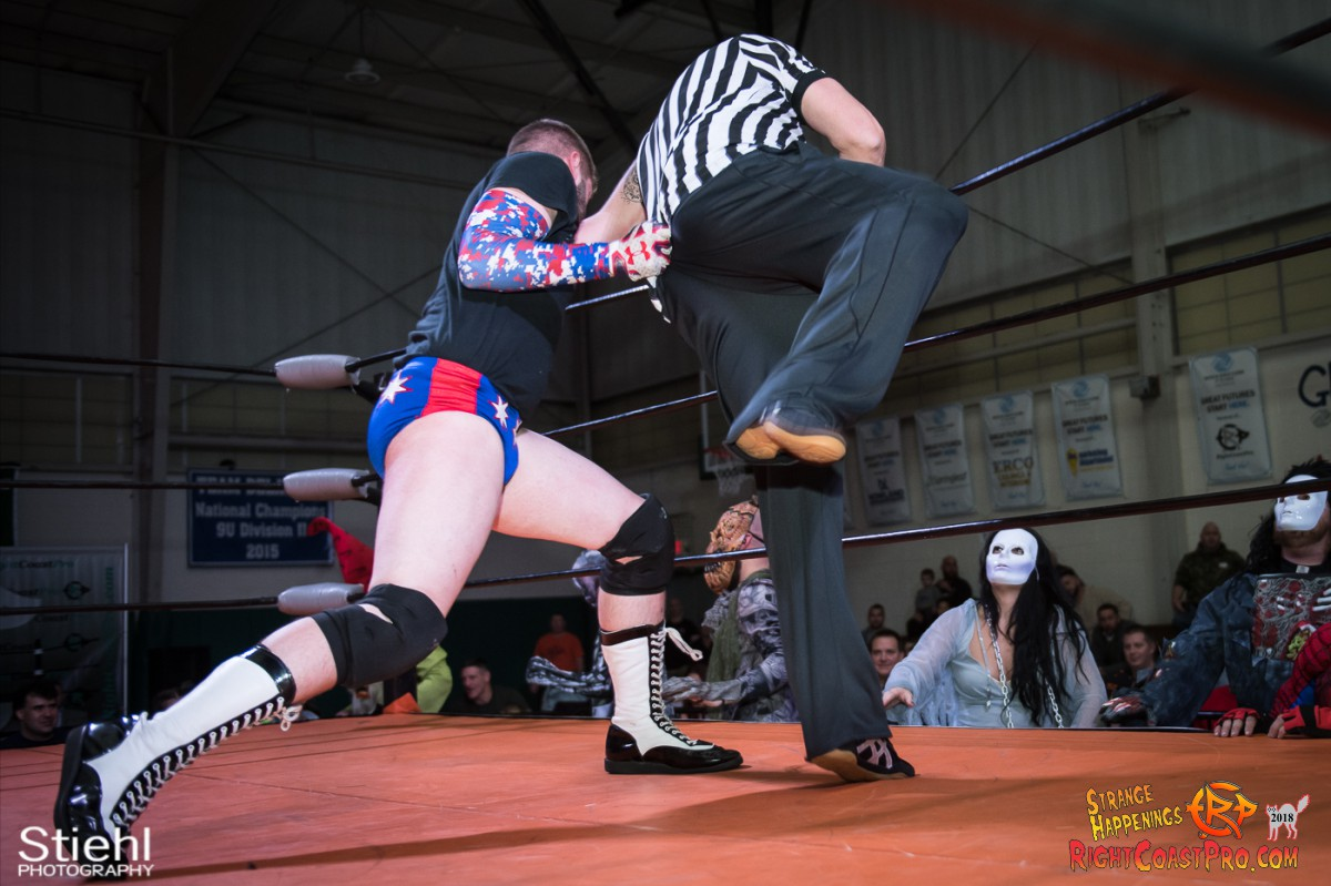 11 beat freaks RCP49 RIGHTCOASTPRO WRESTLING DELAWARE