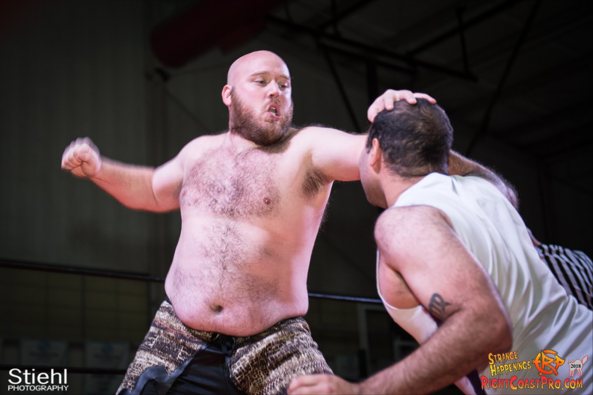 13 beat freaks RCP49 RIGHTCOASTPRO WRESTLING DELAWARE