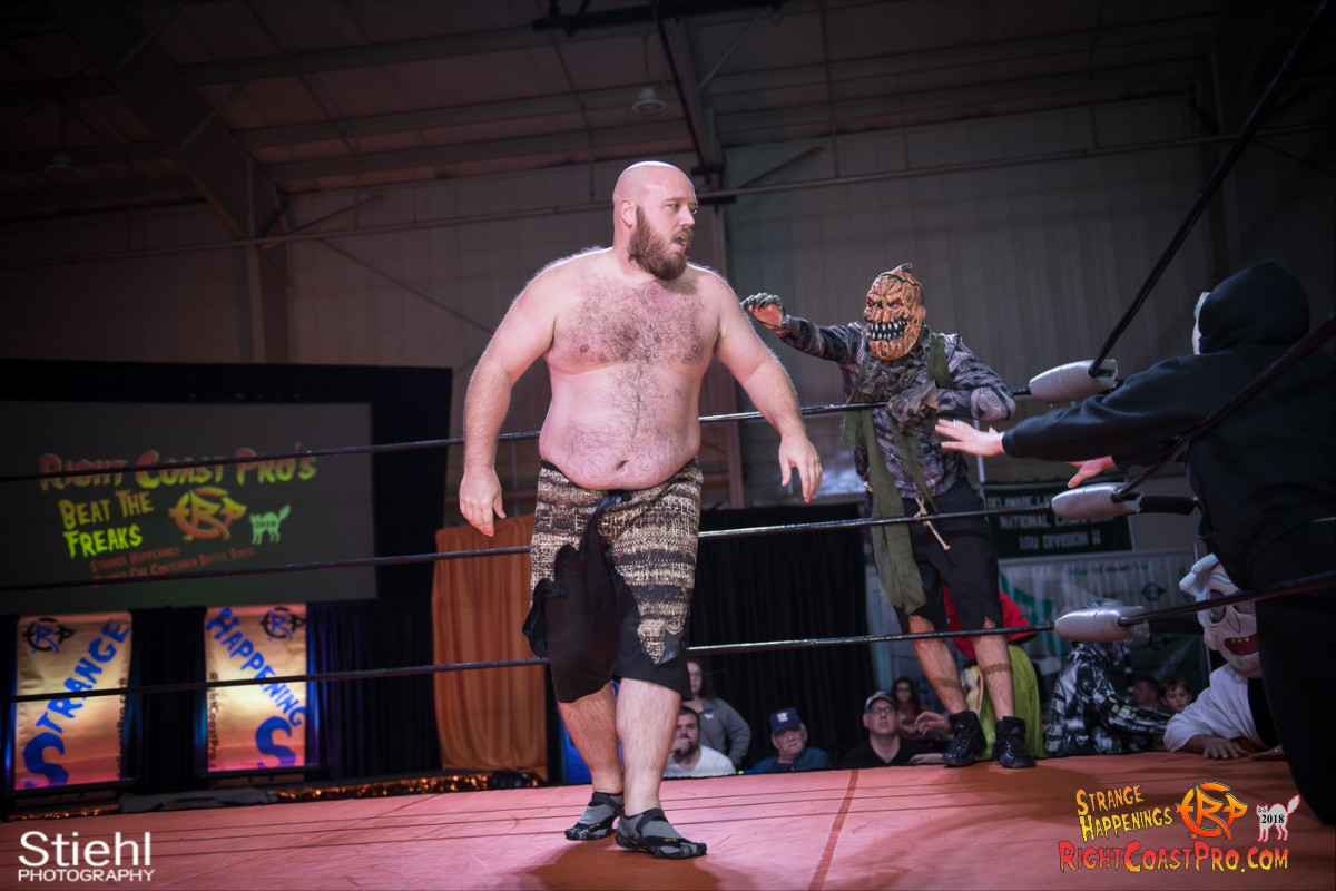 17 beat freaks RCP49 RIGHTCOASTPRO WRESTLING DELAWARE