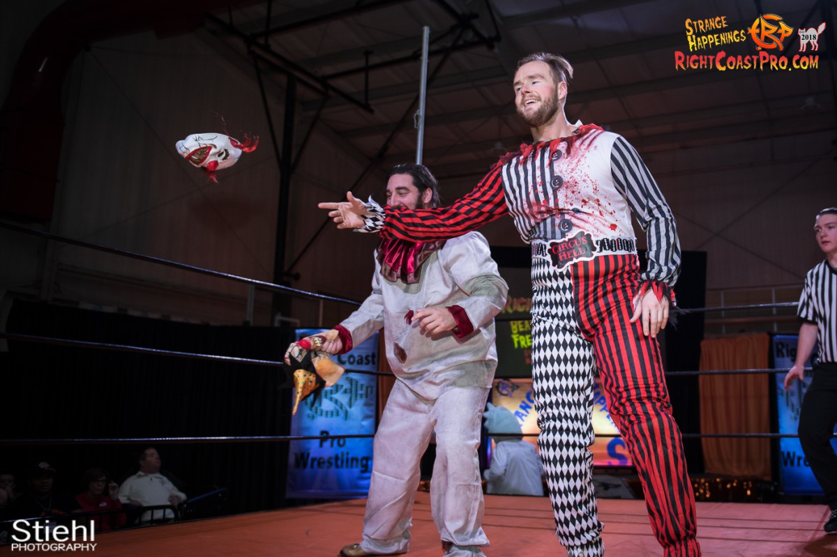 20 beat freaks RCP49 RIGHTCOASTPRO WRESTLING DELAWARE